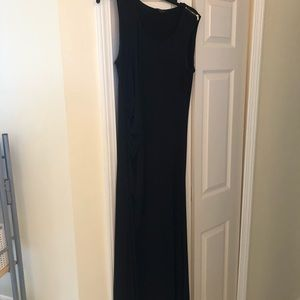 Rachel Zoe black Maternity Dress